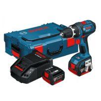 Bosch - LOT Perceuse visseuse GSR 14,4 V-Li 1,5 Ah + 39 accessoires + 2 batteries 1,5Ah en L-Boxx - 0615990EZ3
