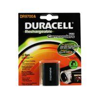 Duracell - Batterie caméscope 7.4v 650mAh - compatible Sony DCR-30, DCR-DVD505, DCR-HC41, HDR-SR8