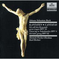 Archiv Produktion - Johann Sebastian Bach - Cantates Bwv 4, 56 et 82