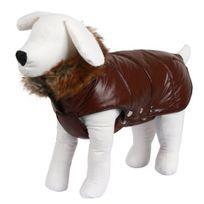 Kerbl - Manteau chien Kitzbühel S 35cm pour chien - Bleu