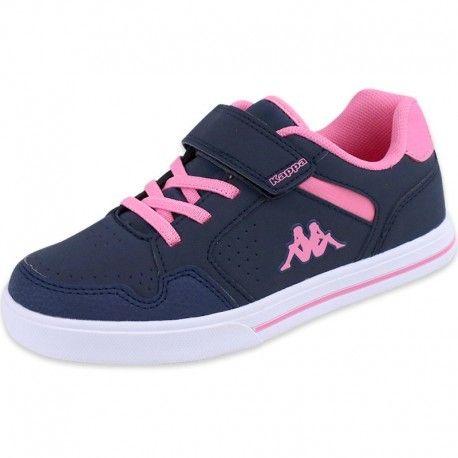 pas Bleu Virgaho Fille V Kappa Chaussures cher Multicouleur 1pS6qW5Ynw