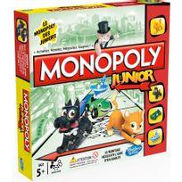 HASBRO GAMING - Jeu de société Monopoly Junior - A69841010