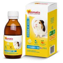 Animalis - Vitamines C pour Cochon d'Inde - 250ml