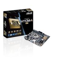 ASUS - Carte mère H110M-A/M.2 A - Chipset H110 - Socket 1151