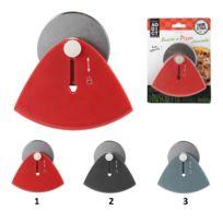a9291d62fb80c Sans - Roulette Découpe Pizza Rétractable Mod3 Gris - Cuisine Couper  Accessoire - 629