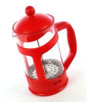 Cafetière à piston 800 ml - Rouge