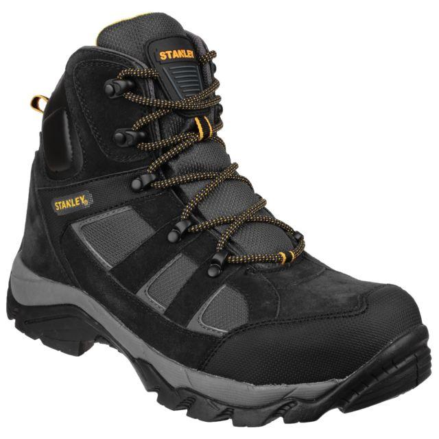 Stanley Melrose - Chaussures montantes de sécurité - Homme 43 Eu, Noir Utfs3613
