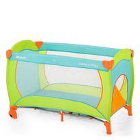 Hauck - Lit Parapluie Sleep and Play Go Plus - Multicolor Sun