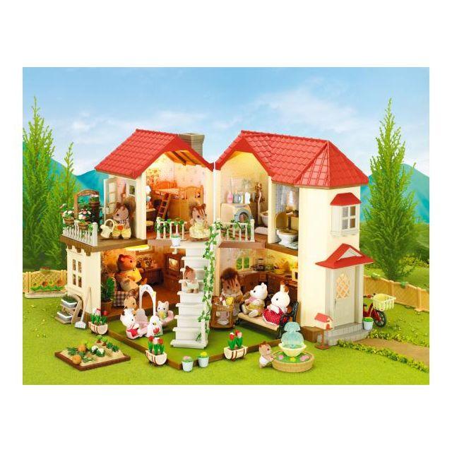 Sylvanian families Grande Maison Tradition Eclairee 2752