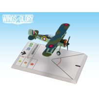 Ares Games - Jeux de société - Wings Of Glory Ww2 - Gloster Gladiator Mk.1 Burges 109A