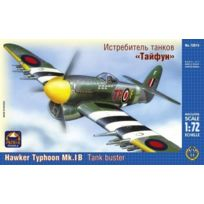 Ark Models - 72015 Hawker Typhoon 1B Tank Buster 1:72 Plastic Kit