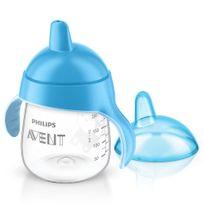 AVENT-PHILIPS - Tasse bec anti-fuites bleu 260 ml