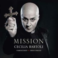 Decca - Cecilia Bartoli | Agostino Steffani - Mission Digibook Edition Limitée