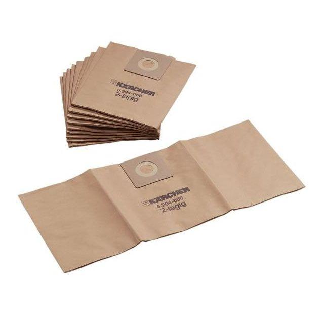 Karcher Sacs filtrants papier x5 69042590