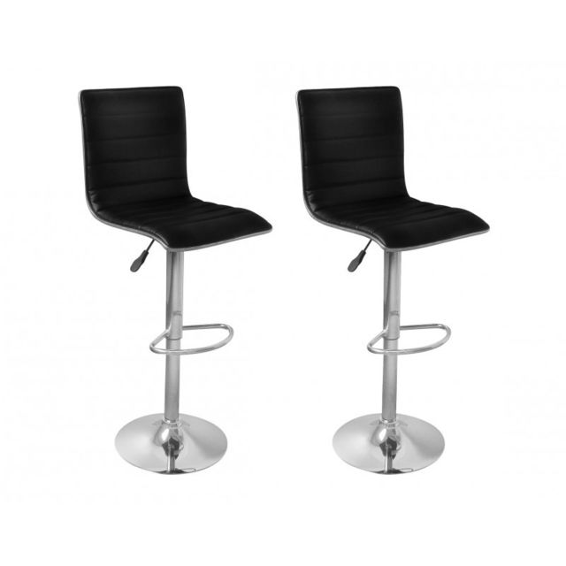 Vida Tabouret design Dark Spirit lot de 2