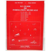 Combres - Le Guide de formation musicale Vol. 1 - Truchot Alain, Mériot Michel