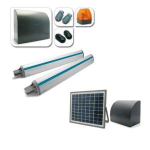 avidsen motorisation portail a battants anthea solaire pas cher achat vente motorisation. Black Bedroom Furniture Sets. Home Design Ideas