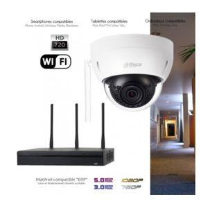 dahua syst me wifi de vid o surveillance avec 1 cam ra int rieure capacit du disque dur. Black Bedroom Furniture Sets. Home Design Ideas