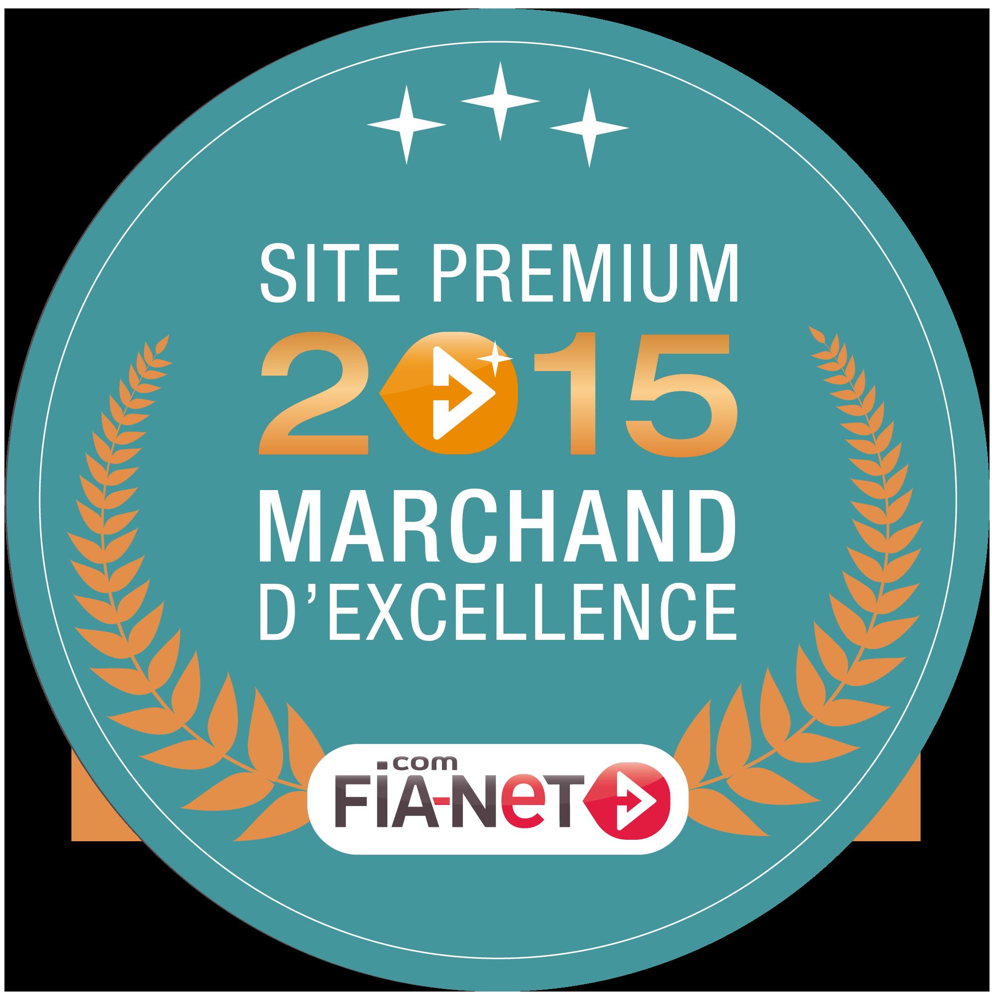 site premium 2015 Marchand d'excellence FIA-NET