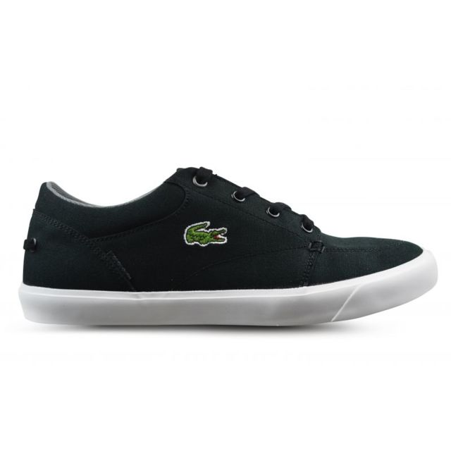 new style fd3b8 3dd45 Lacoste - bayliss vulc vst homme - pas cher Achat   Vente Baskets homme -  RueDuCommerce