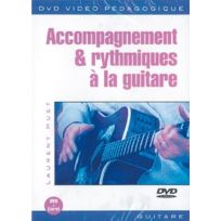 Play Music - Accompagnement & Rythmiques À La Guitare - Dvd - Edition simple