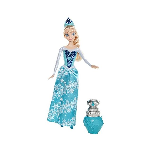 Frozen La Reine Des Neiges Bdk33 Poupee Mannequin Princesse