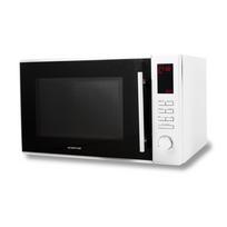 Inventum - combinaison four à micro-ondes 30 L 900 W blanc Mn304C