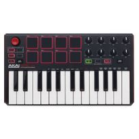Akai - Mpk Mini Mkii - Mini clavier Pads Usb 25 notes
