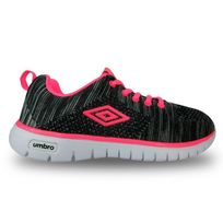 Umbro - Chaussure alfonce gris anthracite