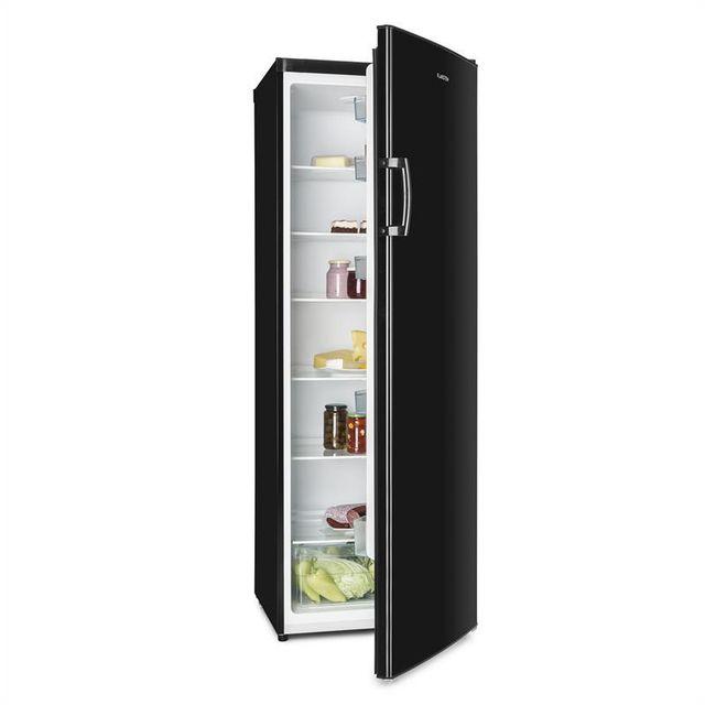 KLARSTEIN Bigboy Réfrigérateur 335L 6 étages classe énergétique A+ noir