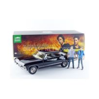 Greenlight Collectibles - 1/18 - Chevrolet Impala Sport Sedan - Serie Supernatural - 1967 - 19021