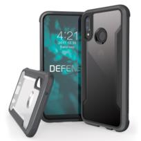 XDORIA - Coque Defense Clear for Huawei P20 Lite - Noir