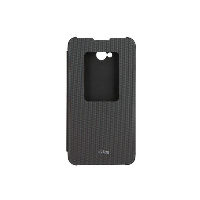 LG QuickWindow'' pour L70 - Noir