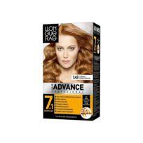 Llongueras - Teinture permanente Color Advance N7,43