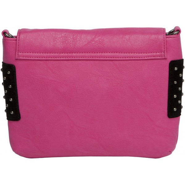 Sac Sky Square Shoulder Rose