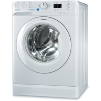 Indesit - Lave-linge frontal BWA101283XWFR