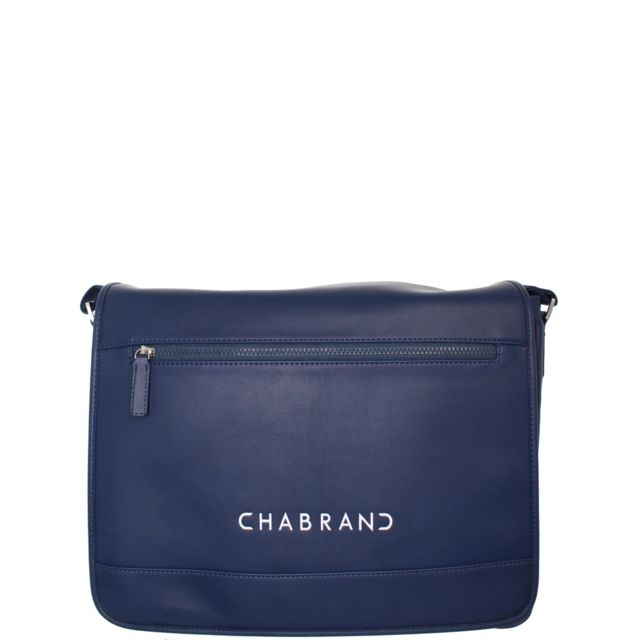 Sacoche bandouli/ère Chabrand ref/_cha41478-1-noir-40*28*11 Chabrand