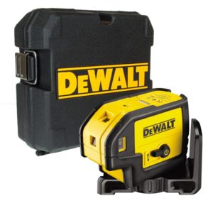 dewalt dw085k laser autonivelant 5 points avec coffret. Black Bedroom Furniture Sets. Home Design Ideas
