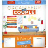 Editions 365 - organiseur Mémoniak spécial couple édition 2018/2019