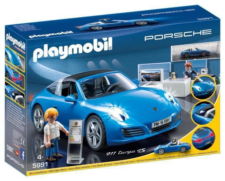 Porsche 911 Targa 4S - 5991