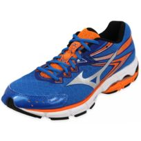 best website 06986 4275b Mizuno - Wave Connect 2 Ble - Chaussures Running Homme Multicouleur 39
