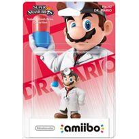 Nintendo - Amiibo Super Smash Bros Dr Mario Wii U