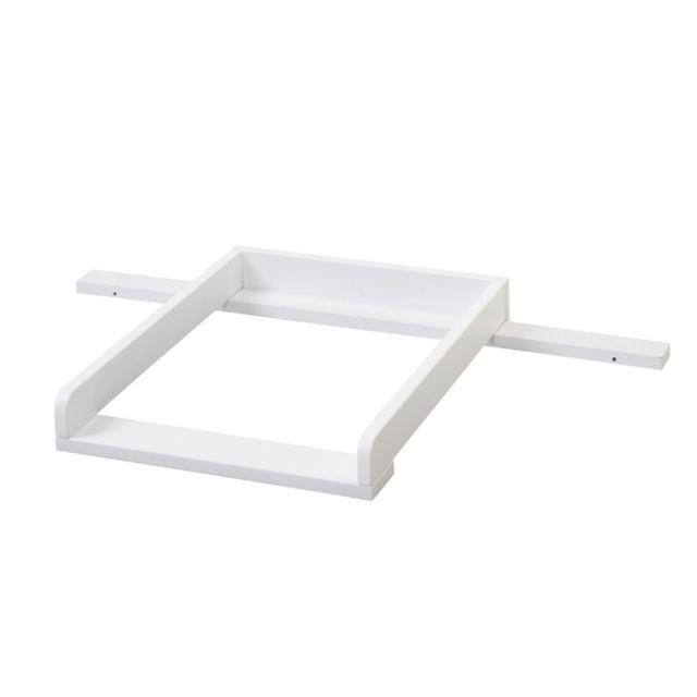 Twf Plan à langer pour commode Pure - Blanc