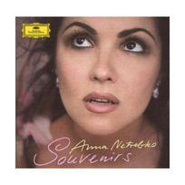 Deutsche Grammophon - Anna Netrebko ~ Souvenirs CD+DVD