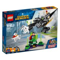 Lego - 76096 DC Comics Super Heroes™: Mighty Micros : L'union de Superman™ et Krypto