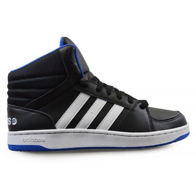 adidas neo noir et bleu