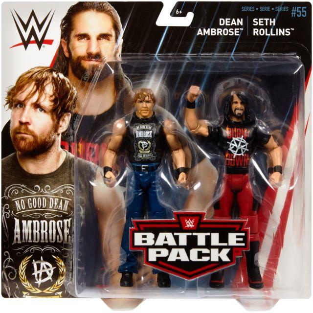 WWE Figurine Catch 15cm - Ambrose/Rollins - FMF91