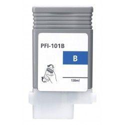 Marque Generique Canon Pfi101 Cartouche Bleu compatible