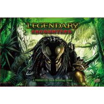 Upper Deck - Jeux de société - Legendary Encounters A Predator Deck Building Game