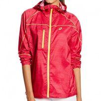 Asics - Veste Rose Fuji Packable Running/Trail Femme